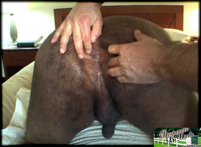 image Unusually thick cock in ass gay first time